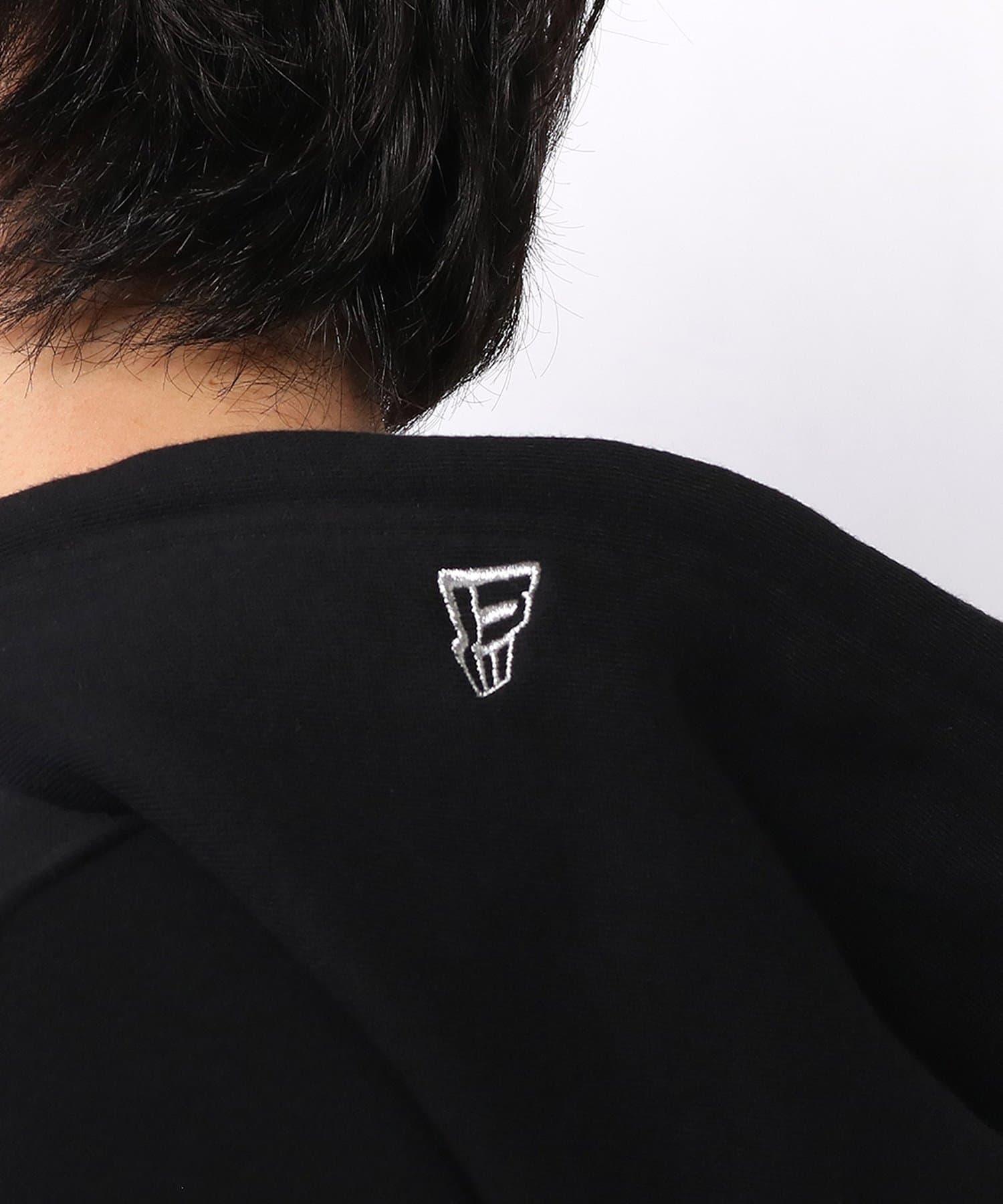 Lui's(ルイス) 【Ground Y×NEW ERA】 Logo Hoodie