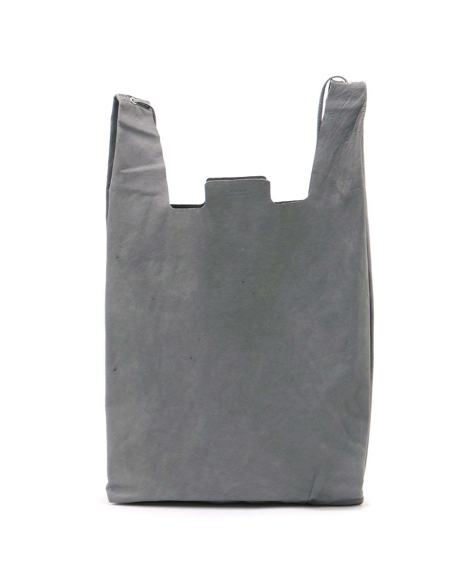 Lui's(ルイス) 【SLOW/スロウ】2way レザーショッパートートバッグ