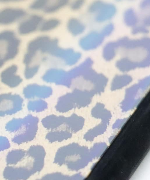 3COINS(スリーコインズ) 【ASOKO】レオパードiPhone7・8ケース