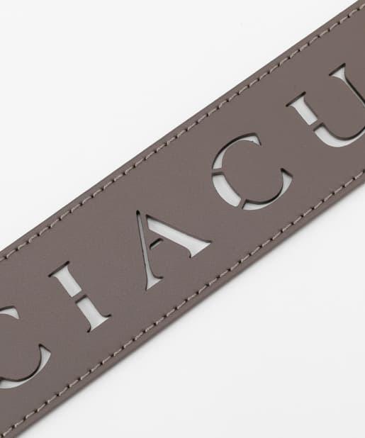 IACUCCI(イアクッチ) カッティングロゴショルダーストラップ【TRACOLLA-3702】