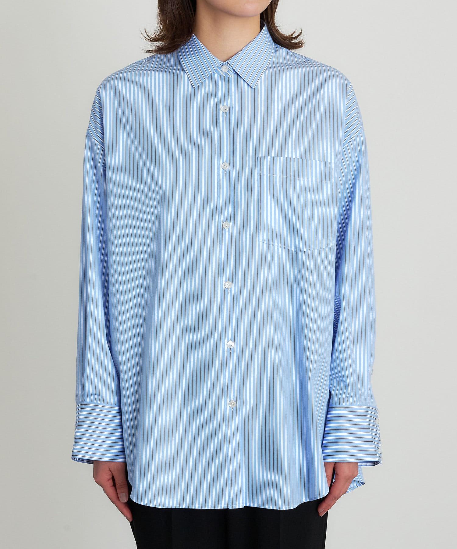 GALLARDAGALANTE(ガリャルダガランテ) オーバーシャツ