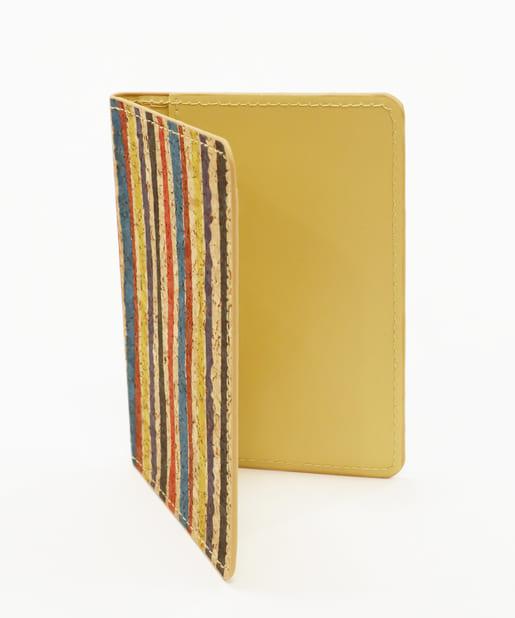 ASOKO(アソコ) コルク素材パスポートケース