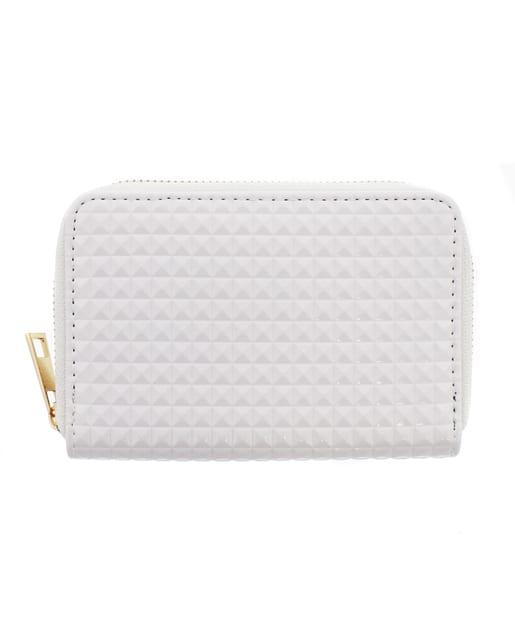 ASOKO(アソコ) ライフスタイル 財布タイル ホワイト