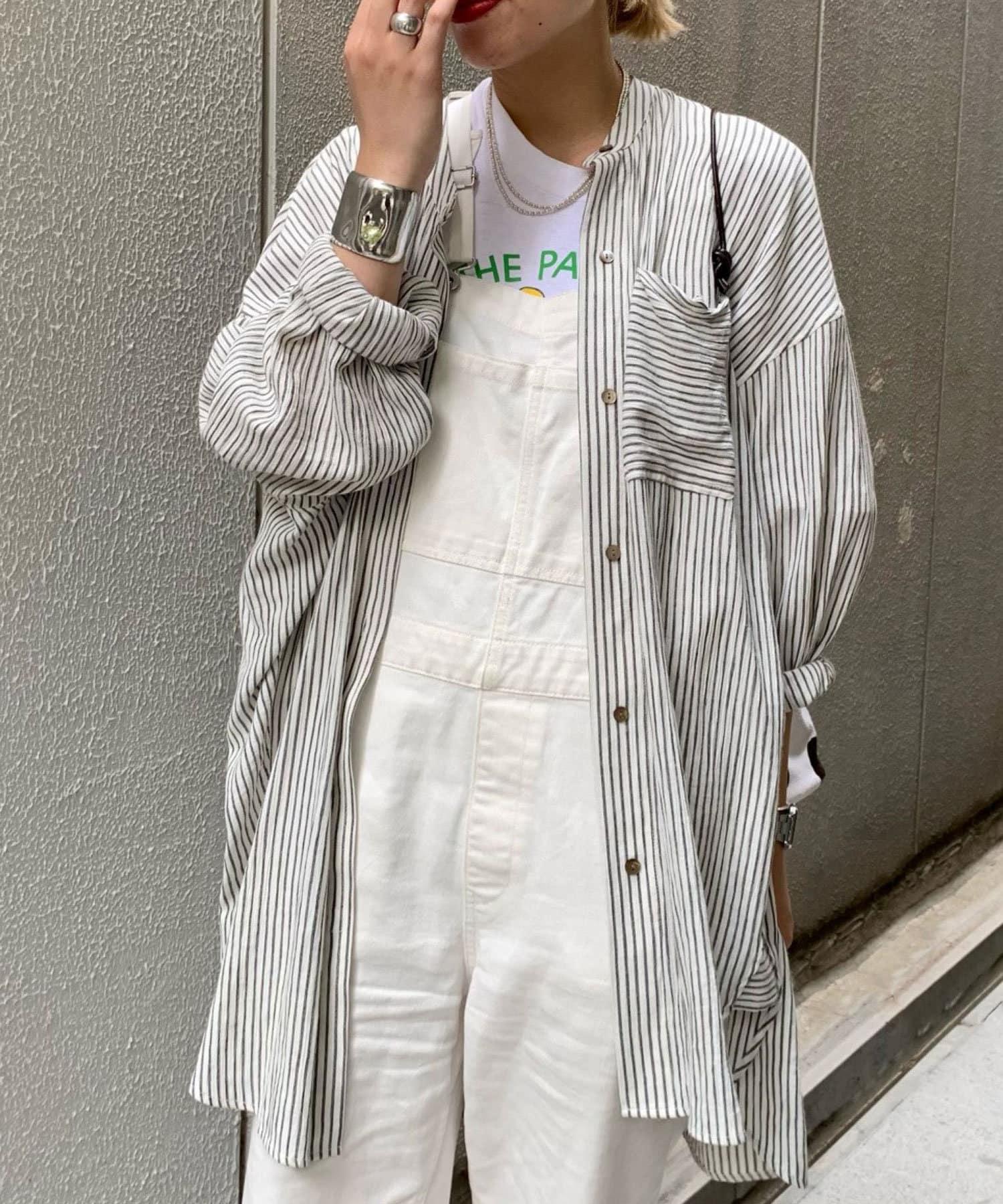 SHENERY(シーナリー) オーバーチュニックシャツ
