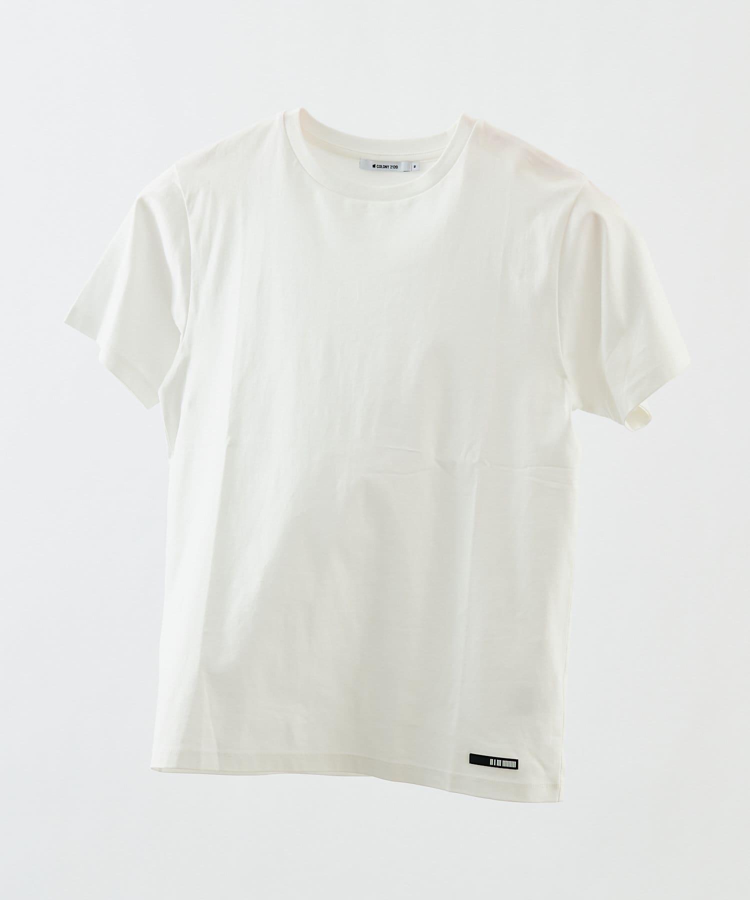 COLONY 2139(コロニー トゥーワンスリーナイン) 《抗菌・防臭》【SMART COLLECTION】クルーネック半袖Tシャツ