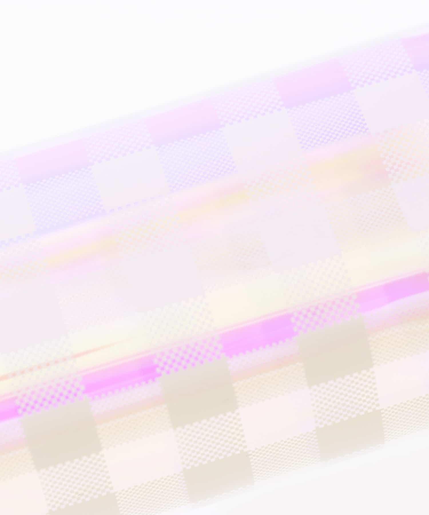 3COINS(スリーコインズ) 【ASOKO】オーロラ柄入りペンケース