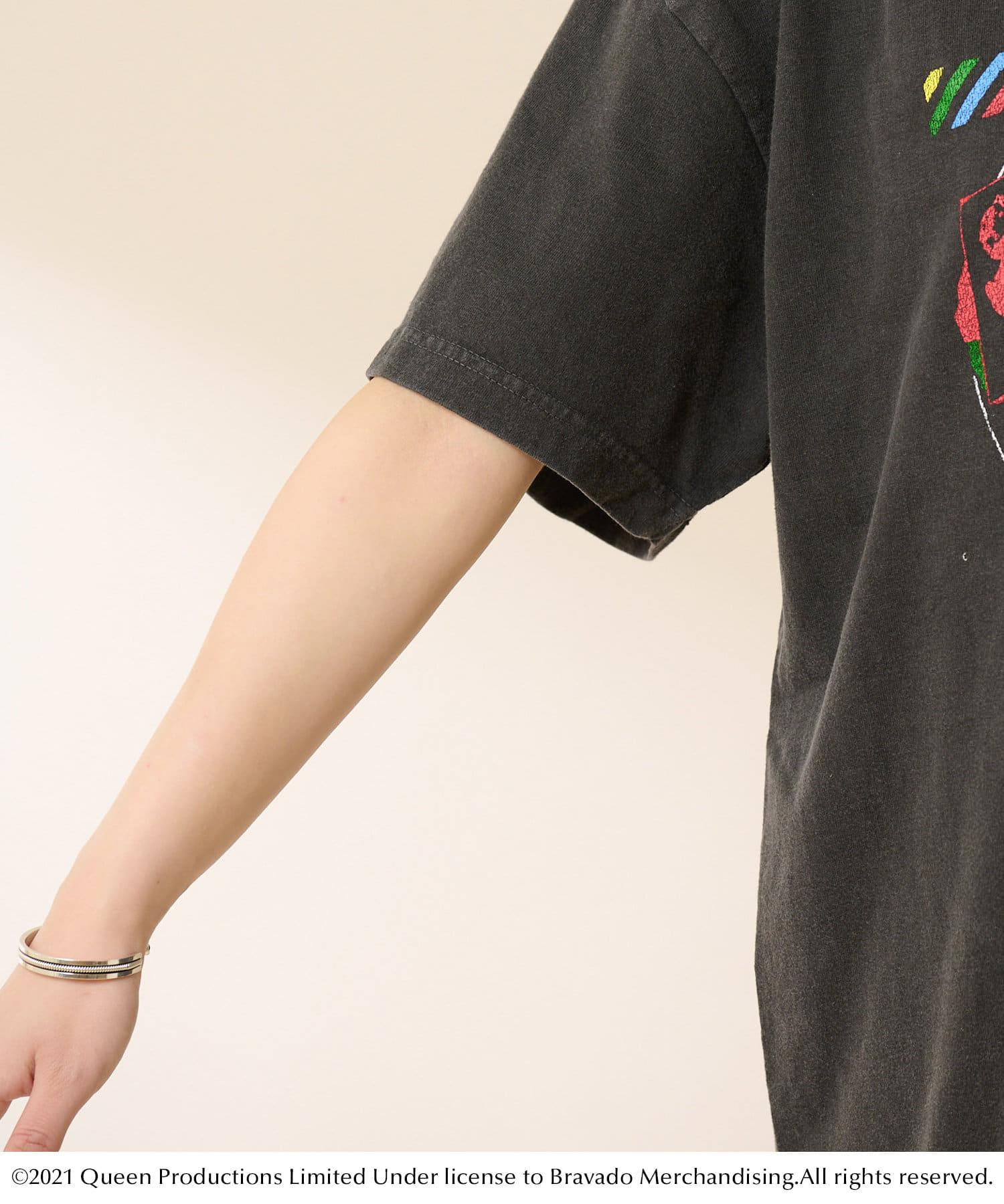 SHENERY(シーナリー) QUEEN TEE01