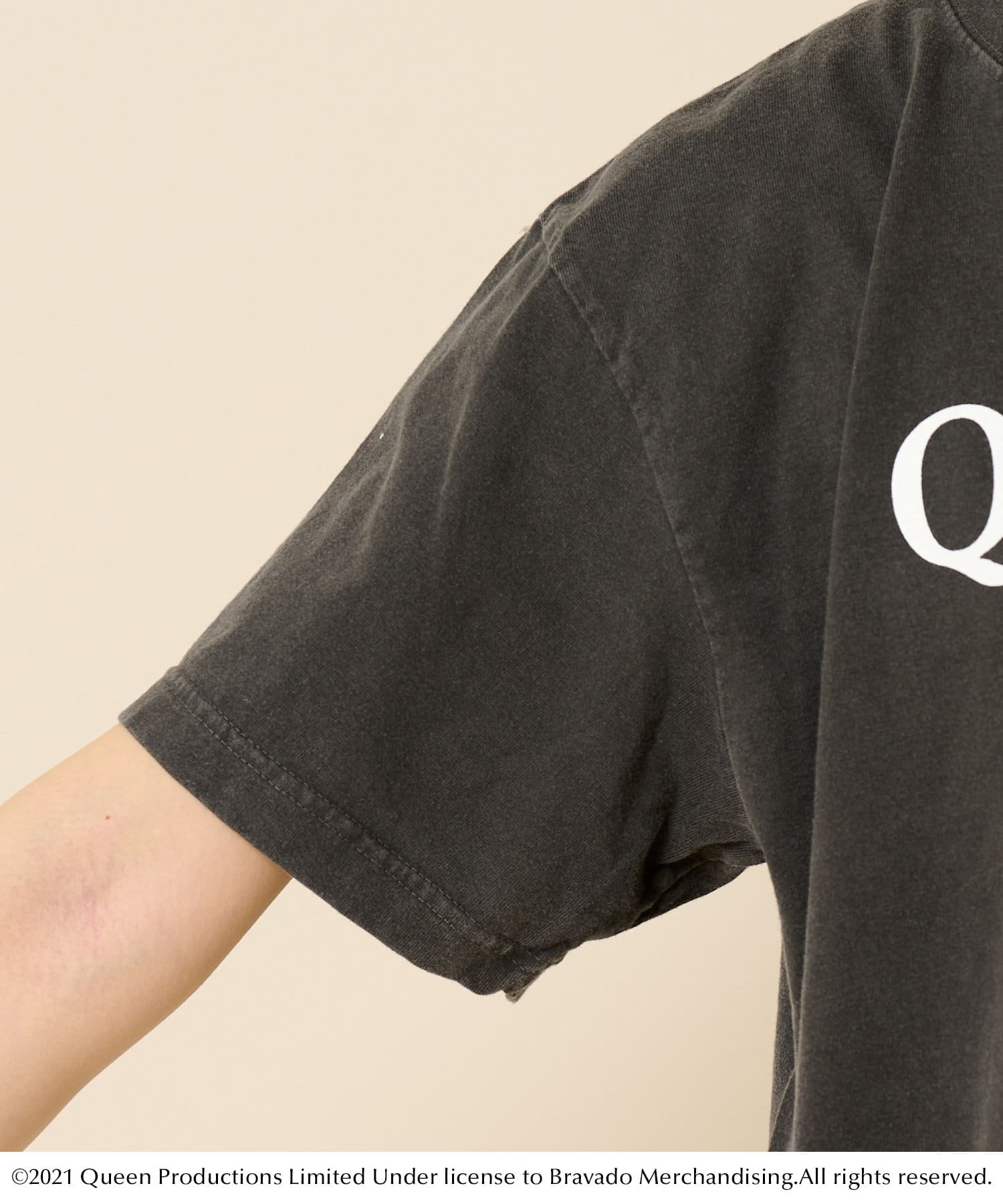 SHENERY(シーナリー) QUEEN TEE02