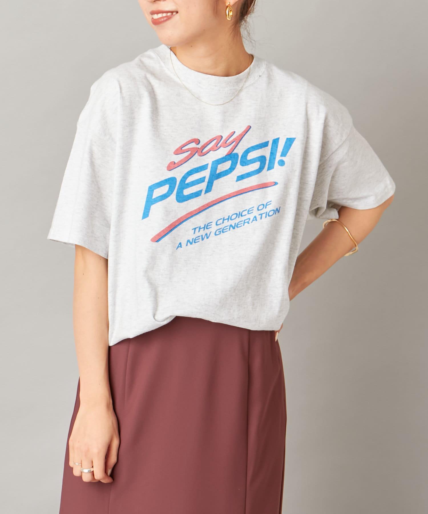 Omekashi(オメカシ) PEPSI Tシャツ