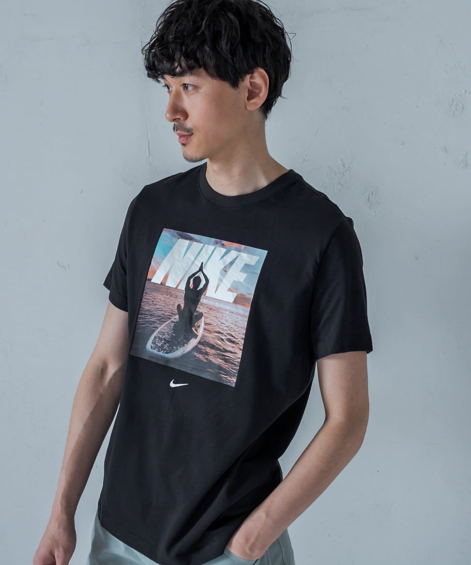 Discoat(ディスコート) 【NIKE/ナイキ】 DFC OC PHTO S/S Tシャツ