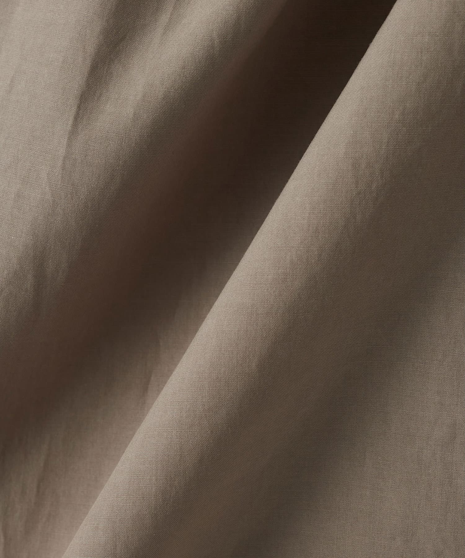 La boutique BonBon(ラブティックボンボン) 【手洗い可・セットアップ可】リヨセル混リラックスシャツ