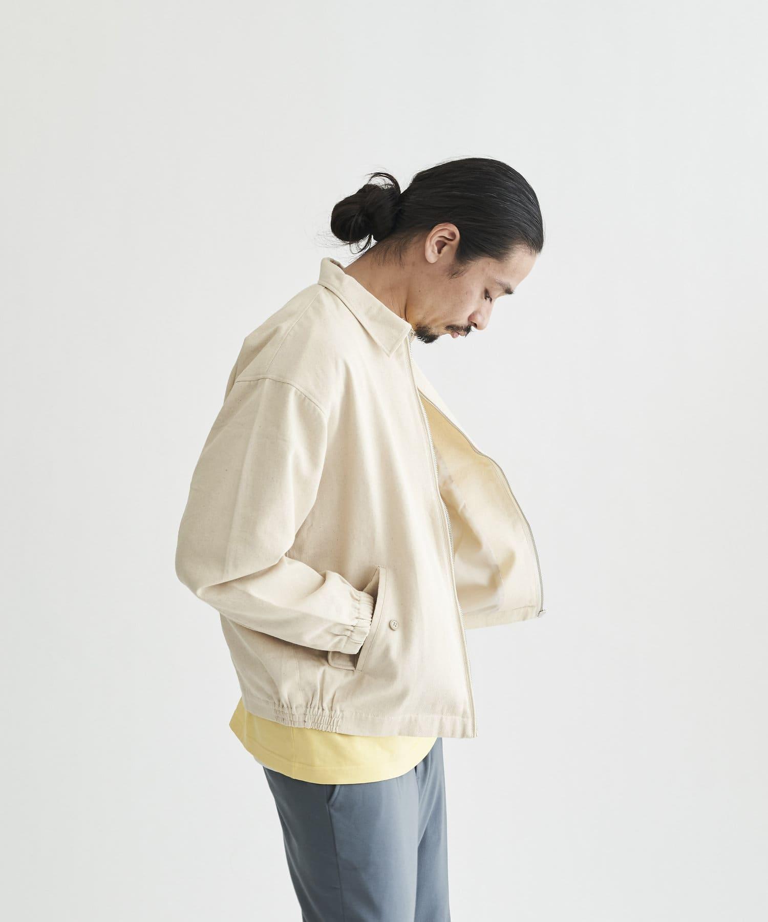 CPCM(シーピーシーエム) 【KANGOL/カンゴール】ルーズドリズラージャケット