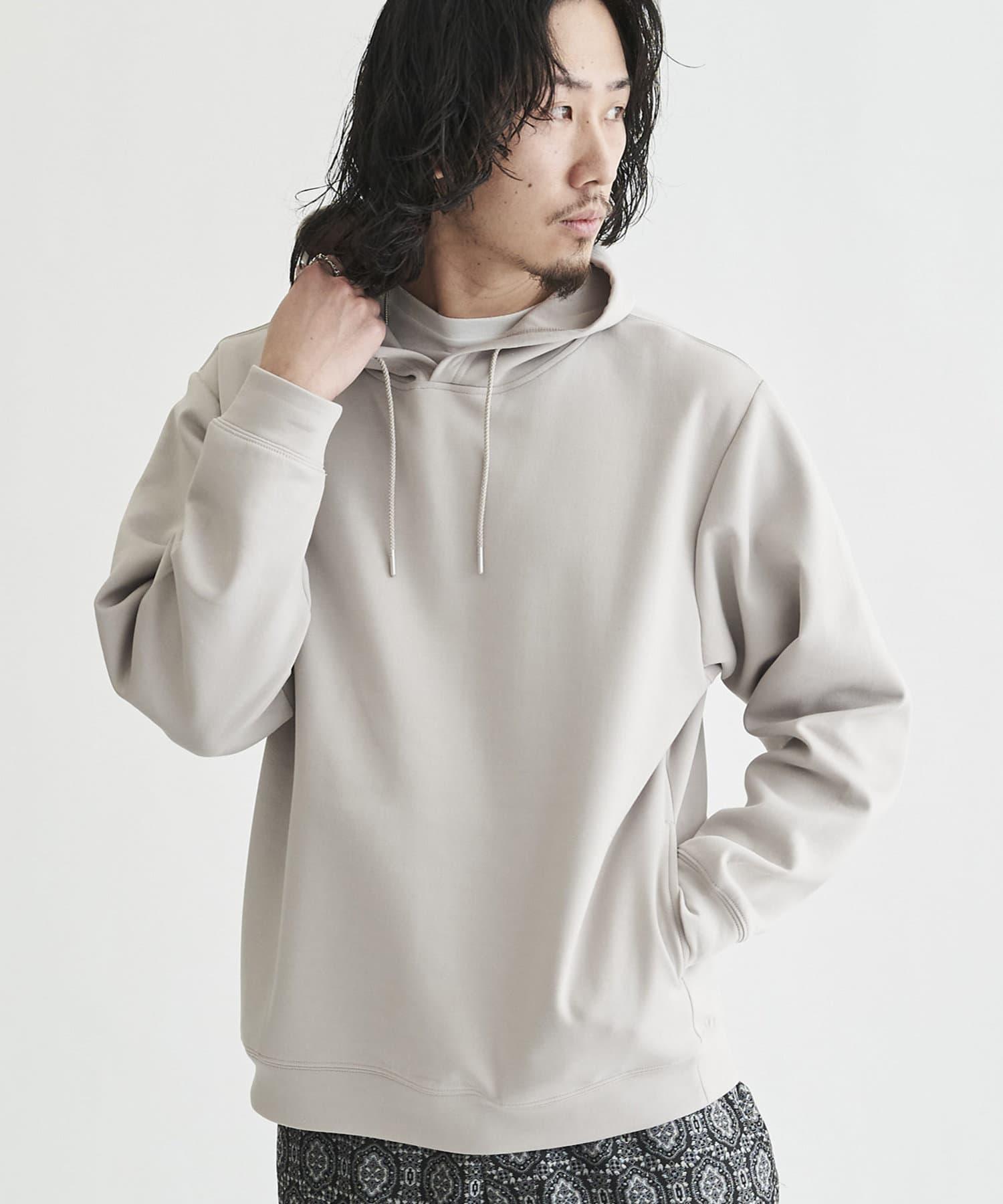 CPCM(シーピーシーエム) 【着心地バツグン】ライトダンボールパーカー