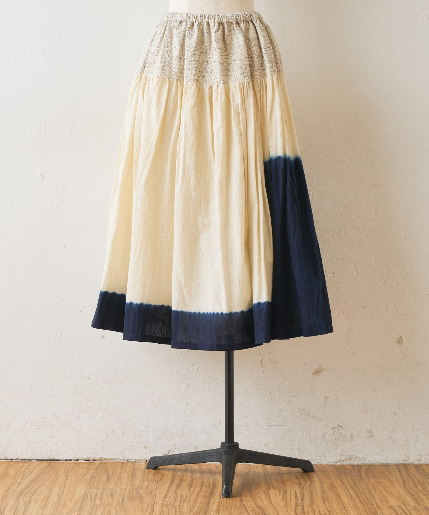BEARDSLEY(ビアズリー) 《INJIRI》ギャザースカート