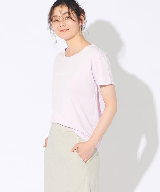 OUTLET premium(アウトレット プレミアム) 【洗える】Chance半袖Tシャツ