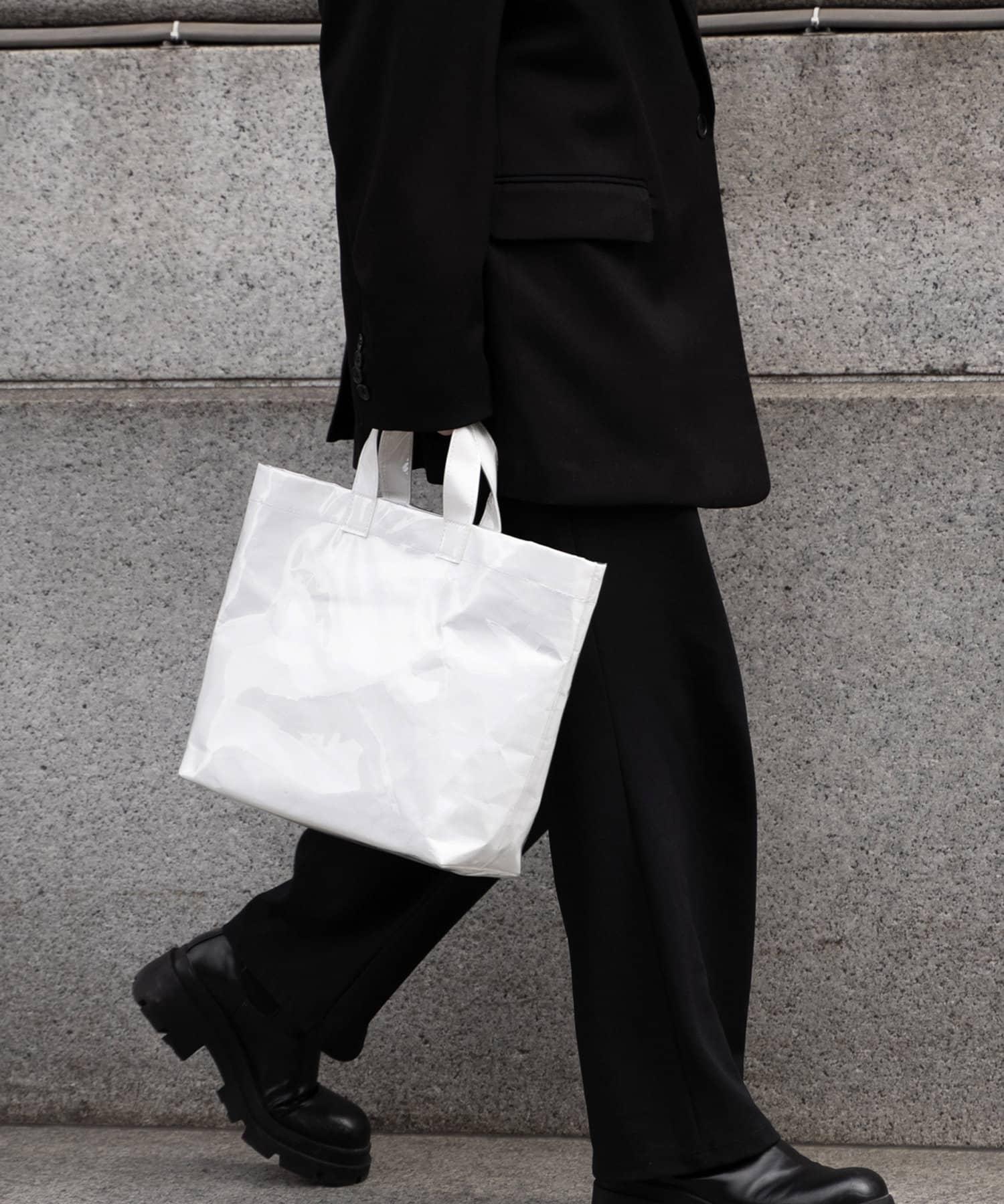 COLONY 2139(コロニー トゥーワンスリーナイン) レディース 【@sakina_yamamoto】クリアトートバッグ ホワイト