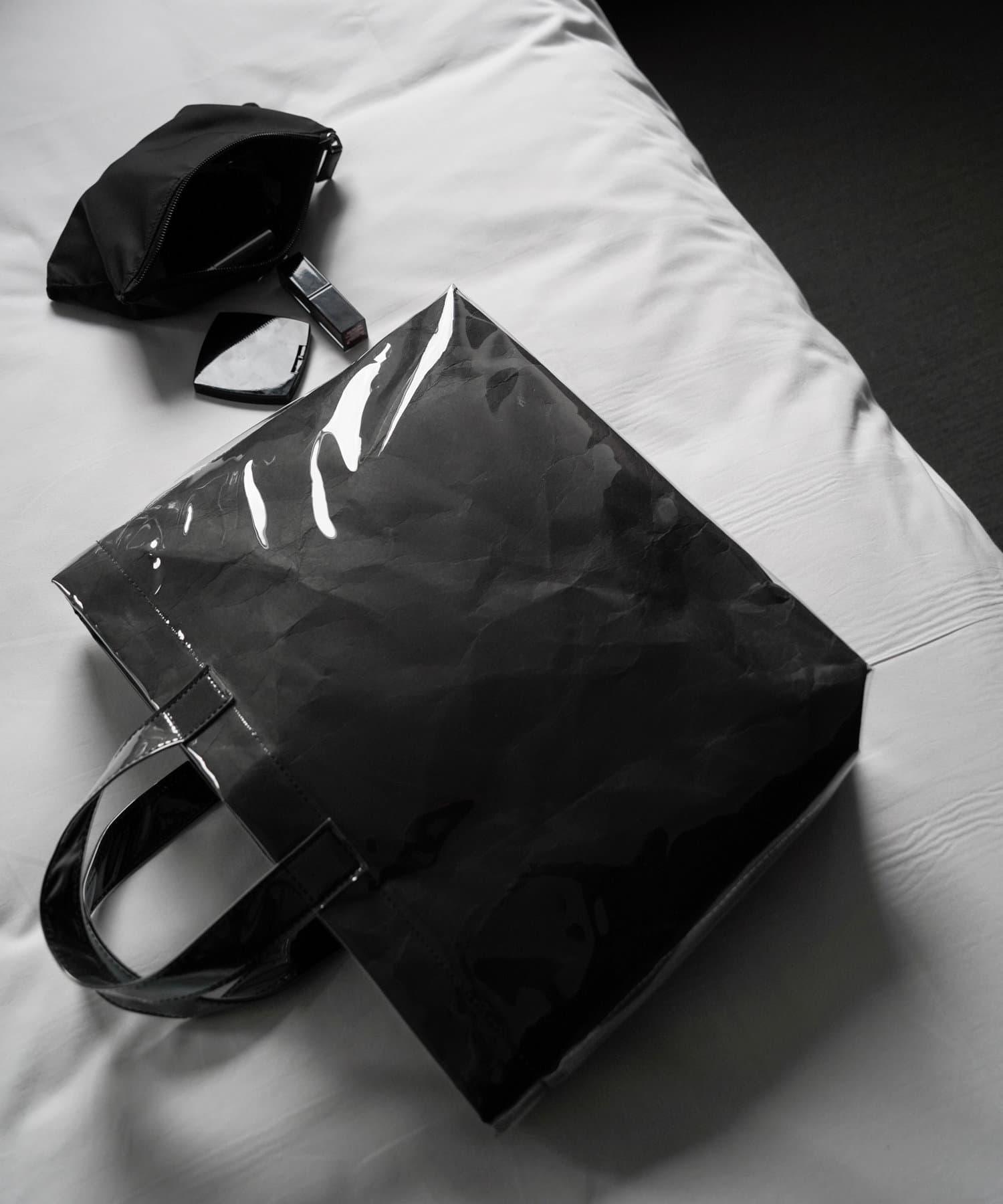 COLONY 2139(コロニー トゥーワンスリーナイン) レディース 【@sakina_yamamoto】クリアトートバッグ ブラック