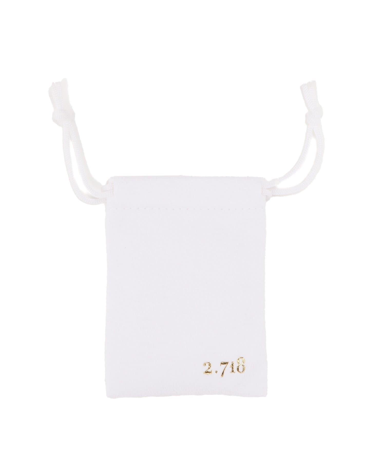 Whim Gazette(ウィム ガゼット) 【2.718】フープピアス10