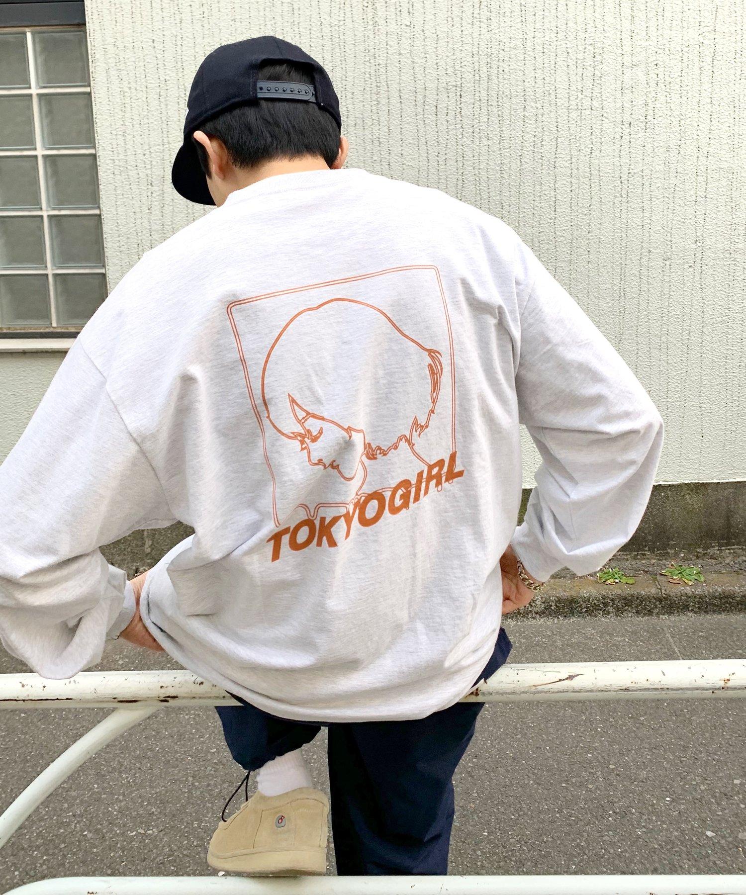 WHO'S WHO gallery(フーズフーギャラリー) 《WEB限定》東京ガール ベーシックロンT