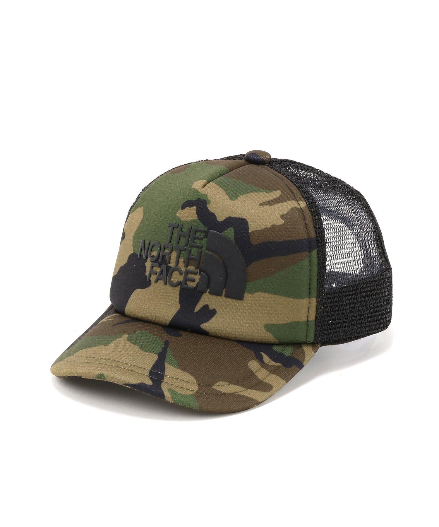 CIAOPANIC TYPY(チャオパニックティピー) キッズ LOGO MESH CAP (KID'S) オリーブ