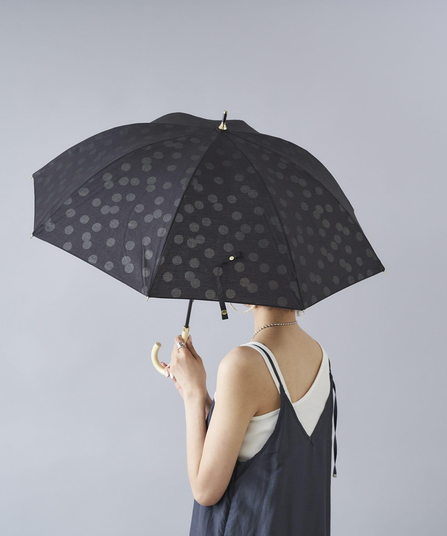 DOUDOU(ドゥドゥ) 【WEB限定】晴雨兼用 オパールドット 傘