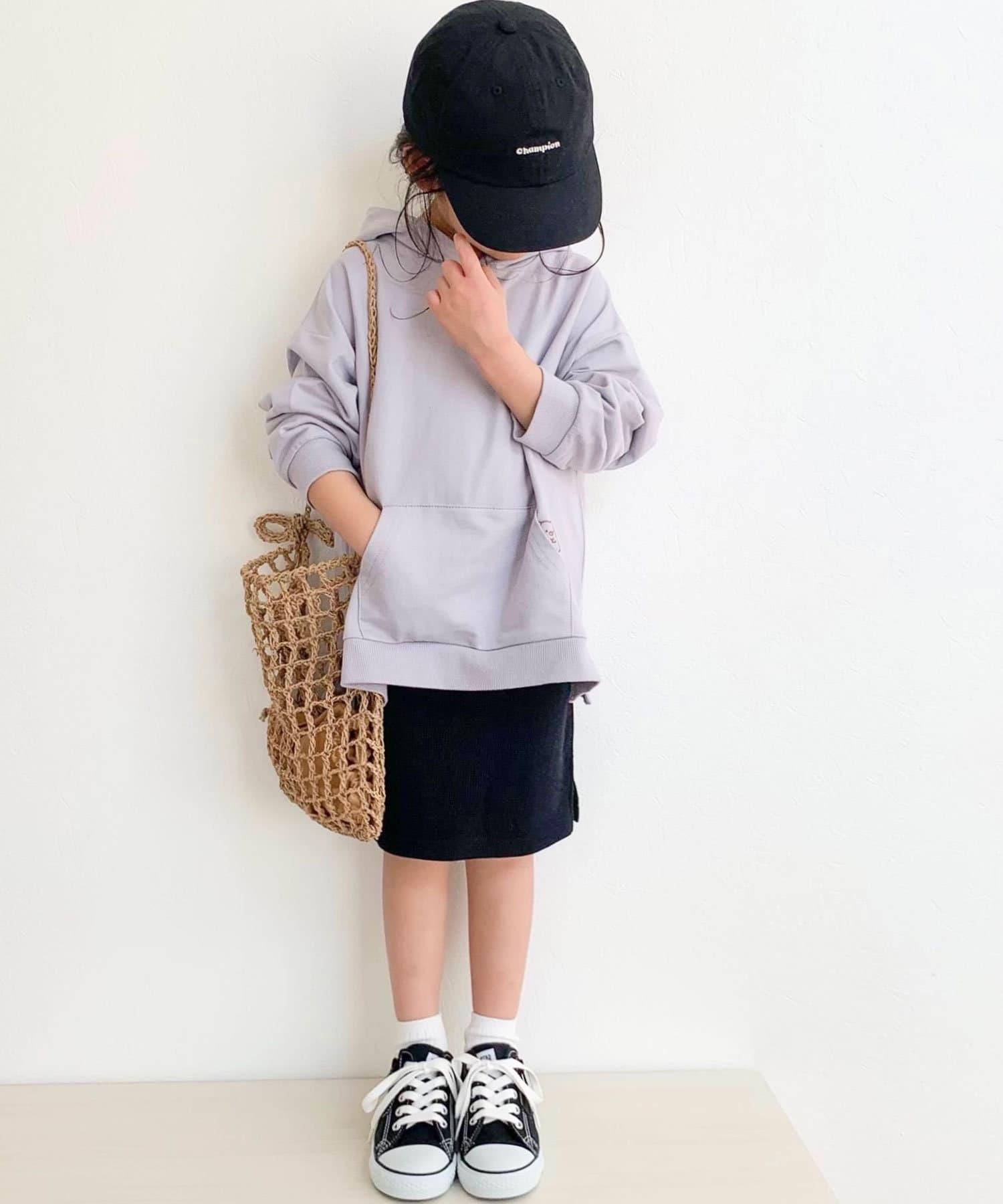 CIAOPANIC TYPY(チャオパニックティピー) キッズ 【KIDS】【すみっコぐらし×TYPY】限定パーカ バイオレット