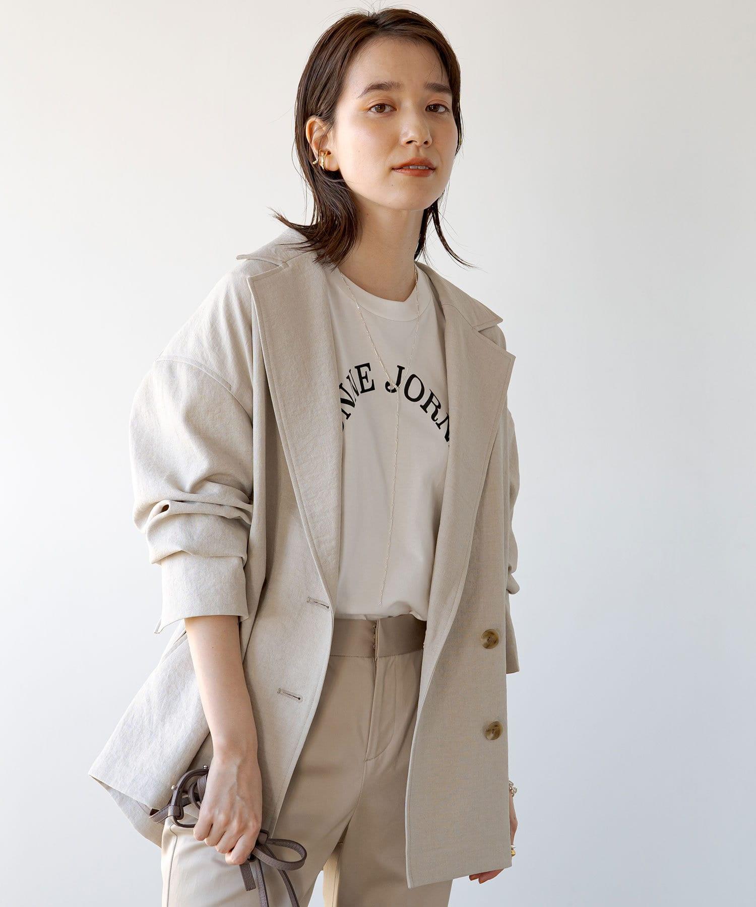 Loungedress(ラウンジドレス) シャンブレーオックスジャケット