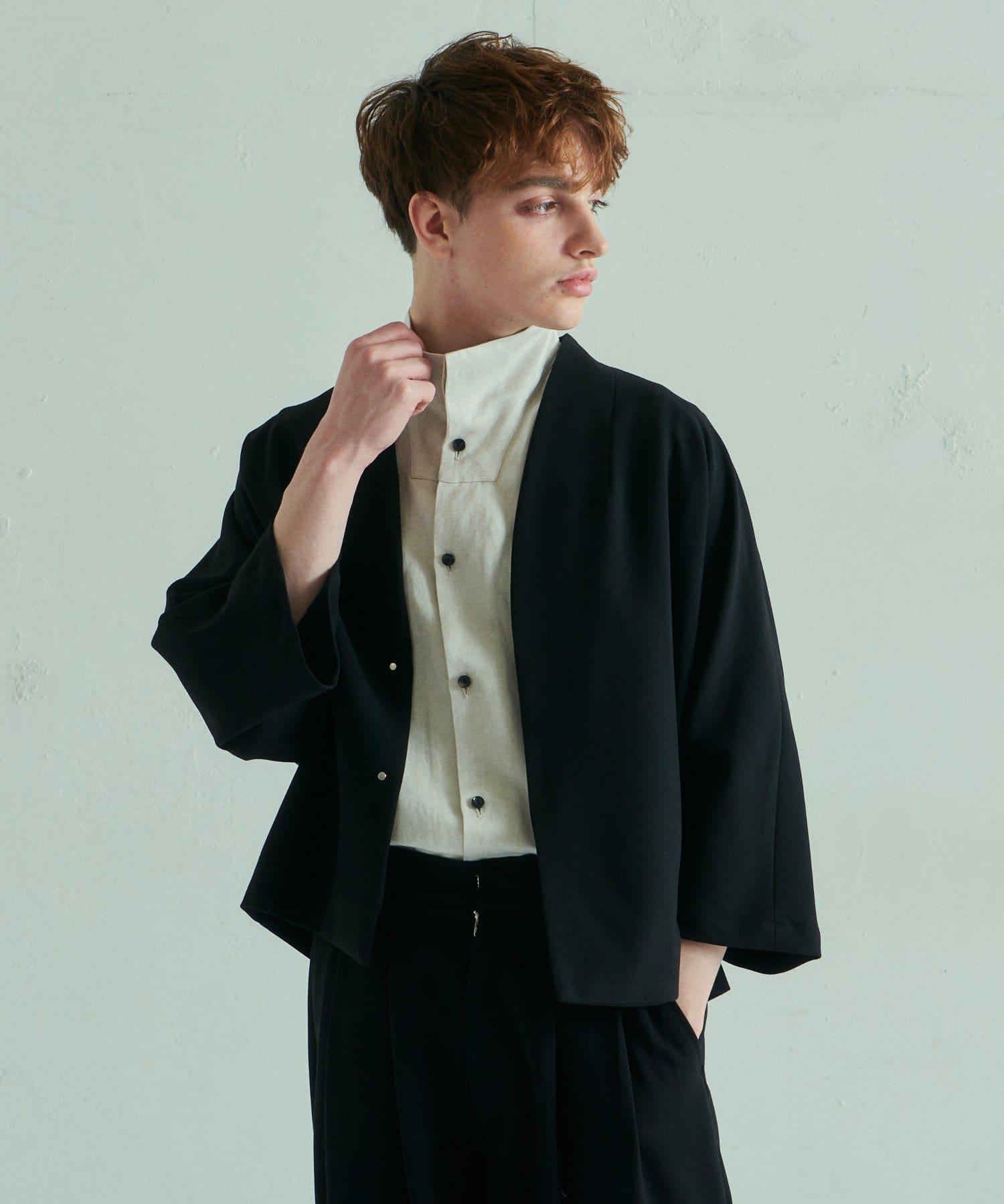 Lui's(ルイス) CARREMAN 8分袖ビッグシルエットジャケット