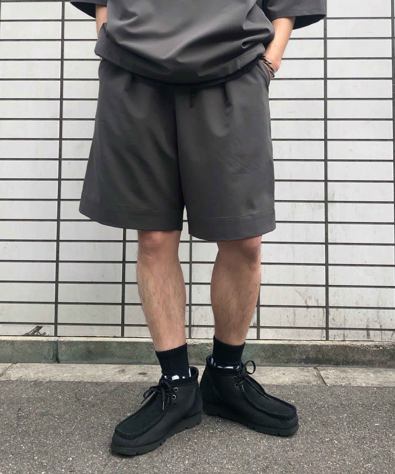 CIAOPANIC(チャオパニック) 【SHELTECH(R)/シェルテック】ビッグTシャツ+ショーツ/セットアップ