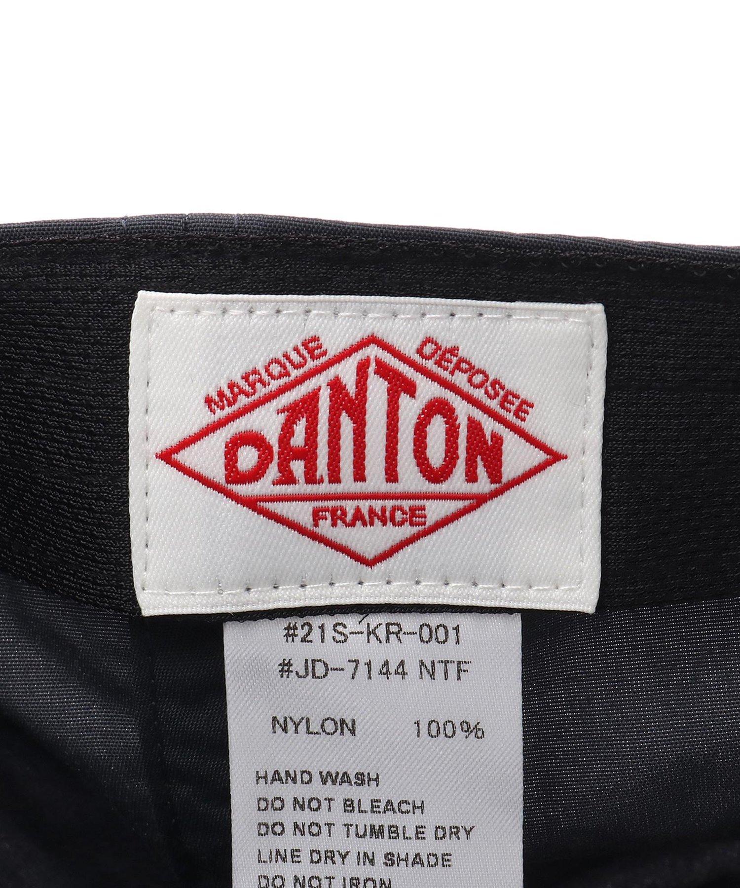 CIAOPANIC TYPY(チャオパニックティピー) 【DANTON/ダントン】ナイロンタフタキャップ