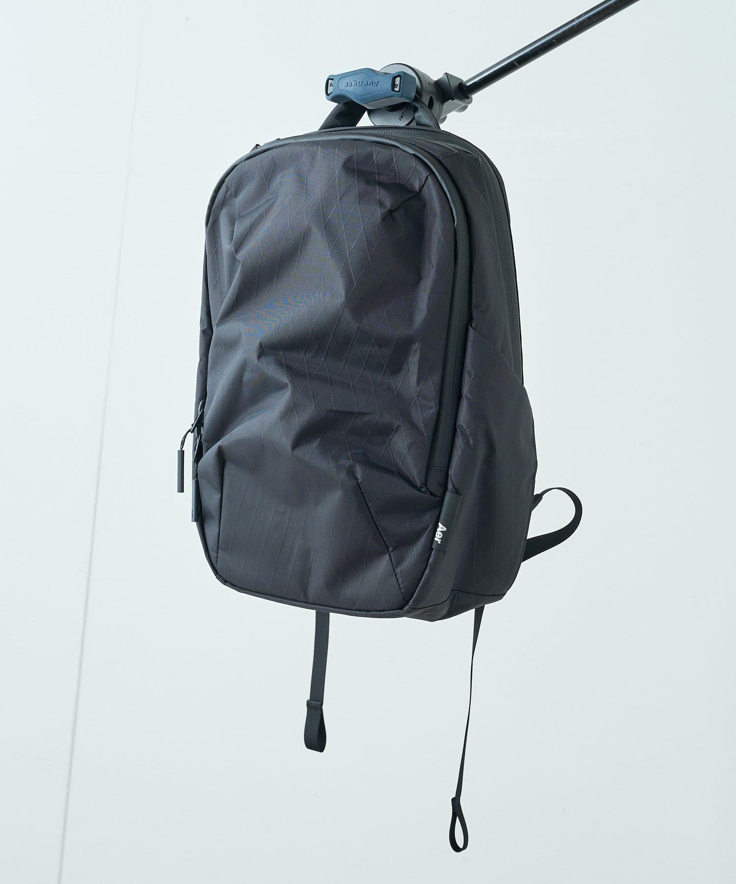 Lui's(ルイス) レディース 【AER / エアー】21SS DAYPACK 2 XPAC(バックパック) ブラック