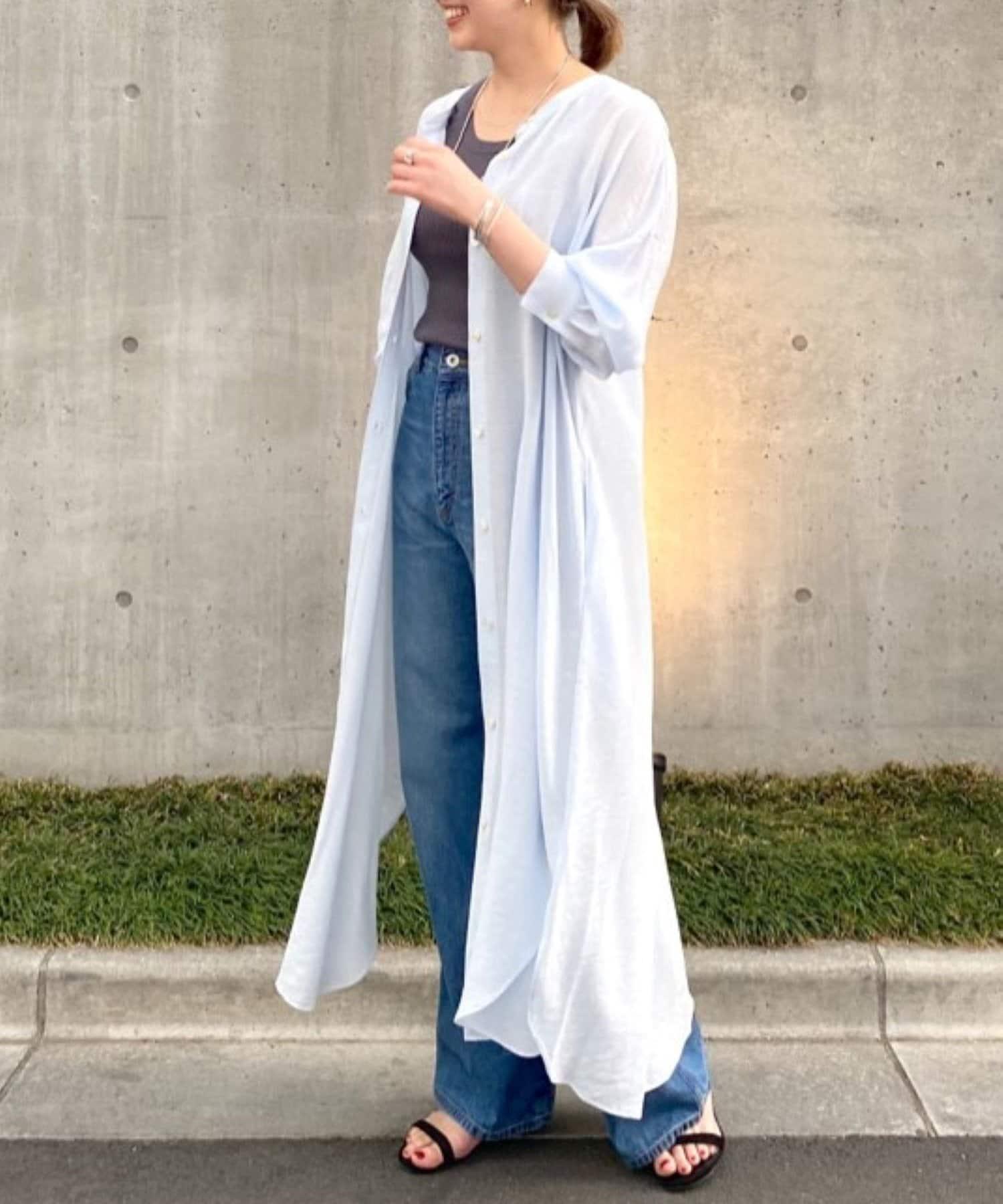 SHENERY(シーナリー) バックVシャツワンピース