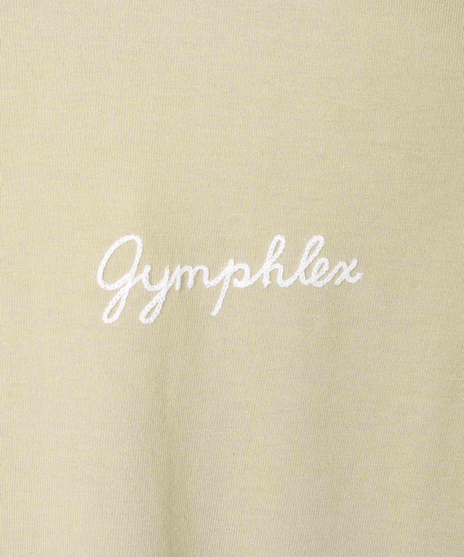 CIAOPANIC TYPY(チャオパニックティピー) 【GYMPHLEX/ジムフレックス】ワンポイントTee