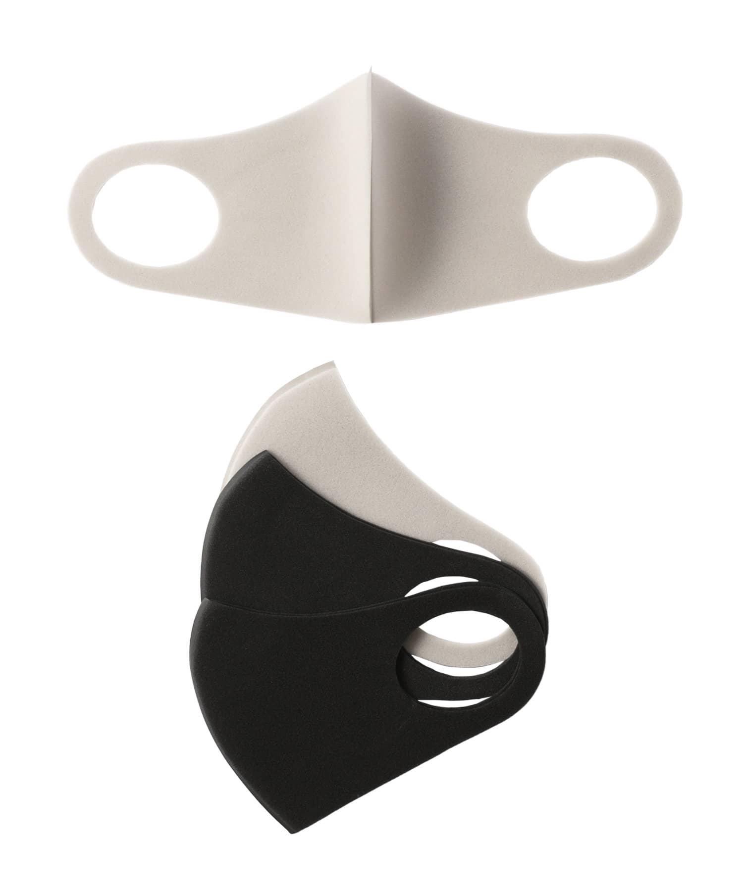3COINS(スリーコインズ) ライフスタイル 立体ウレタンマスク4枚SET【大人サイズ】 その他