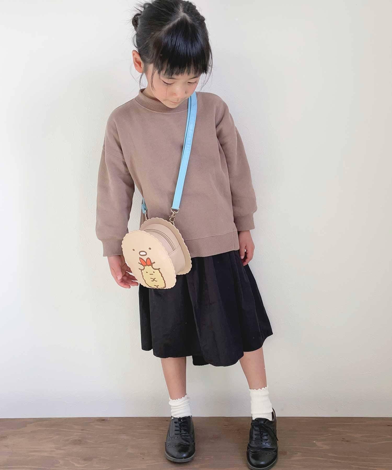 CIAOPANIC TYPY(チャオパニックティピー) 【KIDS】【すみっコぐらし】PUダイカット ミニショルダー