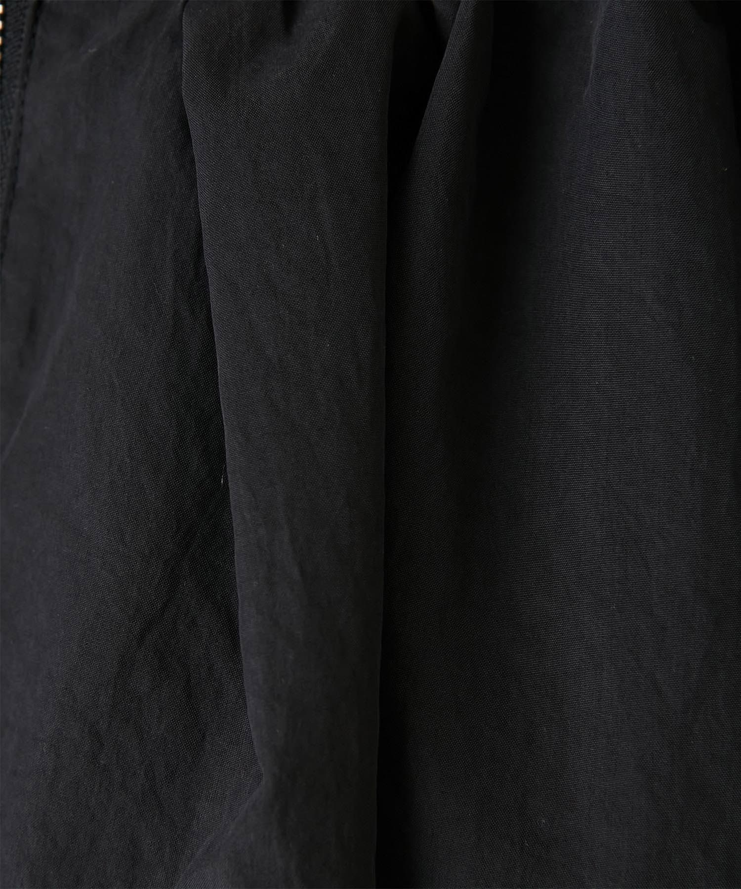 GALLARDAGALANTE(ガリャルダガランテ) ギャザーライトブルゾン【オンラインストア限定商品】