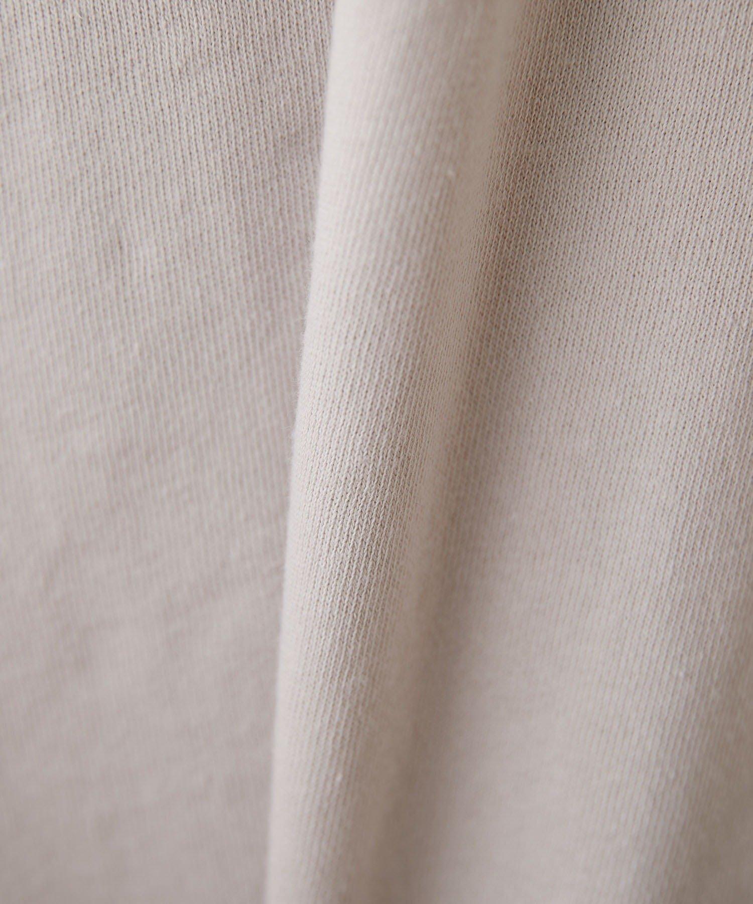 CIAOPANIC TYPY(チャオパニックティピー) 綿麻ポンチョプリントスウェット