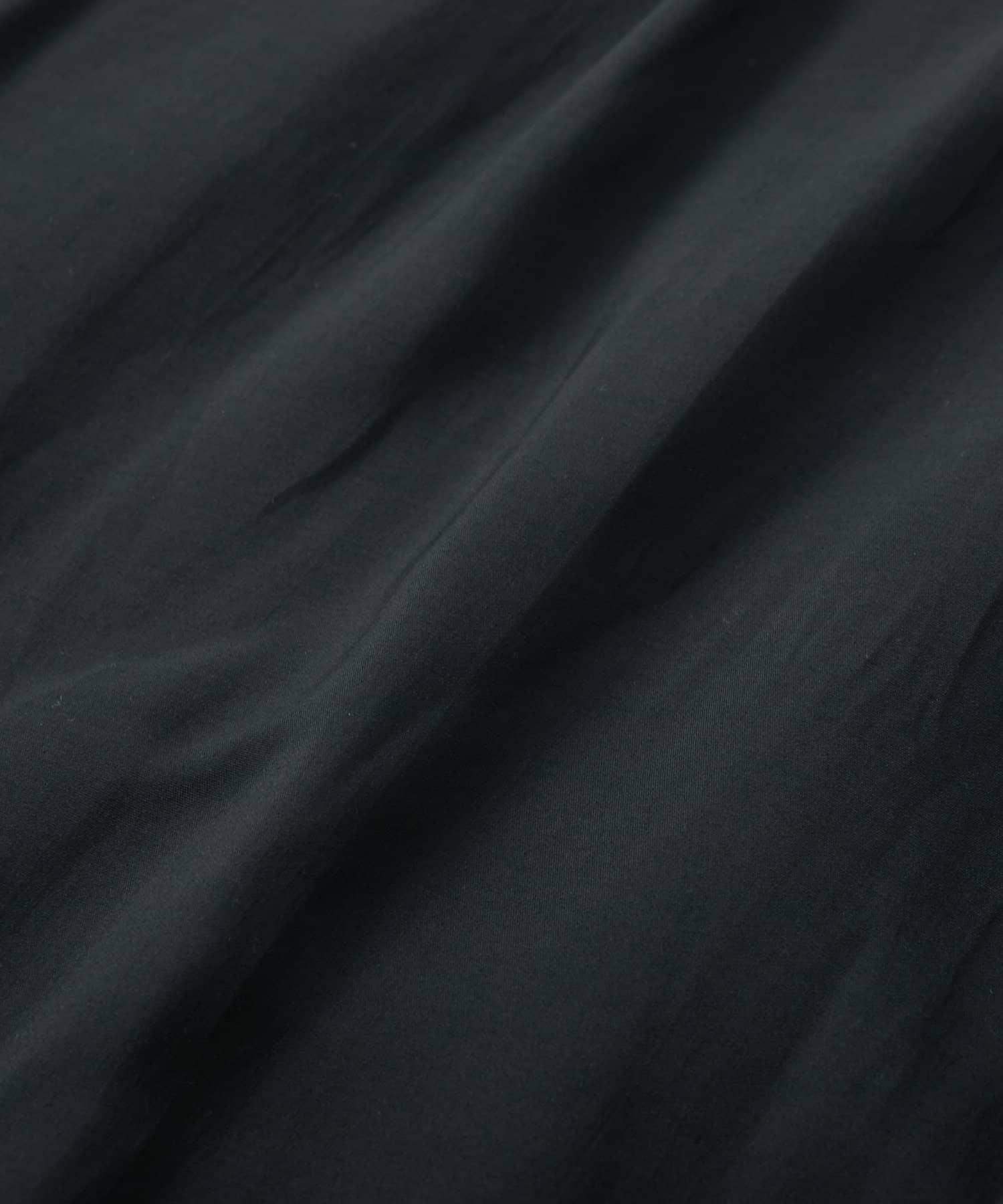RIVE DROITE(リヴドロワ) 【素材のとろみで美シルエット】レーヨンボリュームワンピース