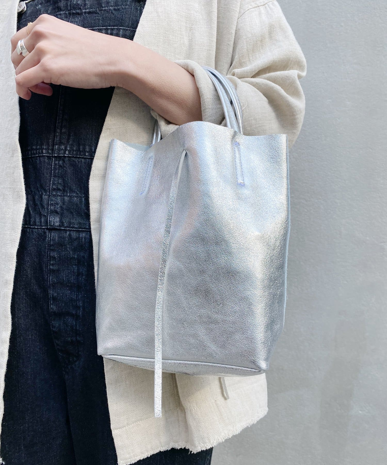 SHENERY(シーナリー) 【WEB限定】(AULENTTI/オーレンティ) レザーバッグ