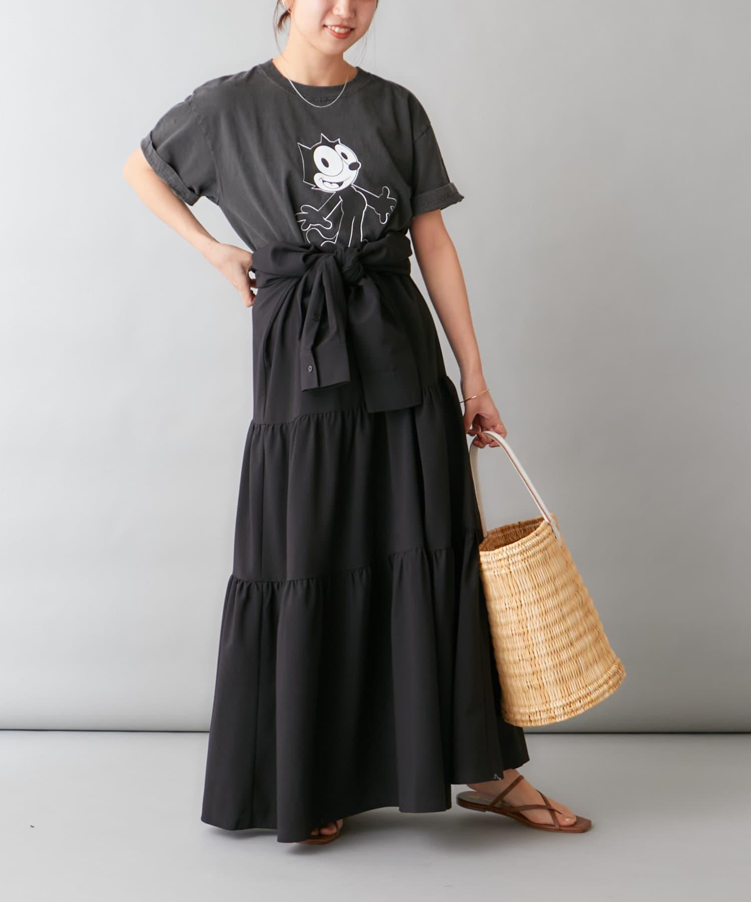Omekashi(オメカシ) ティアードワンピース