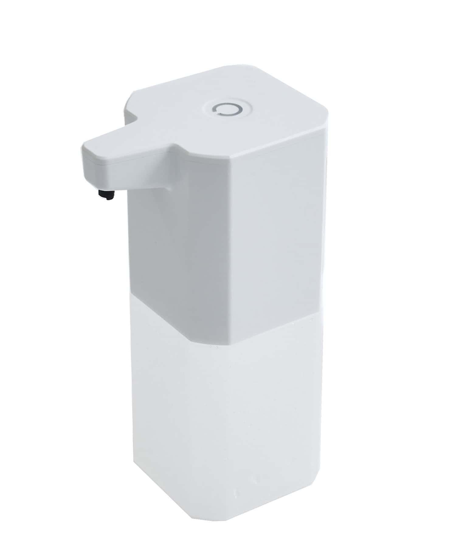 3COINS(スリーコインズ) ライフスタイル オートソープディスペンサー液タイプ ホワイト