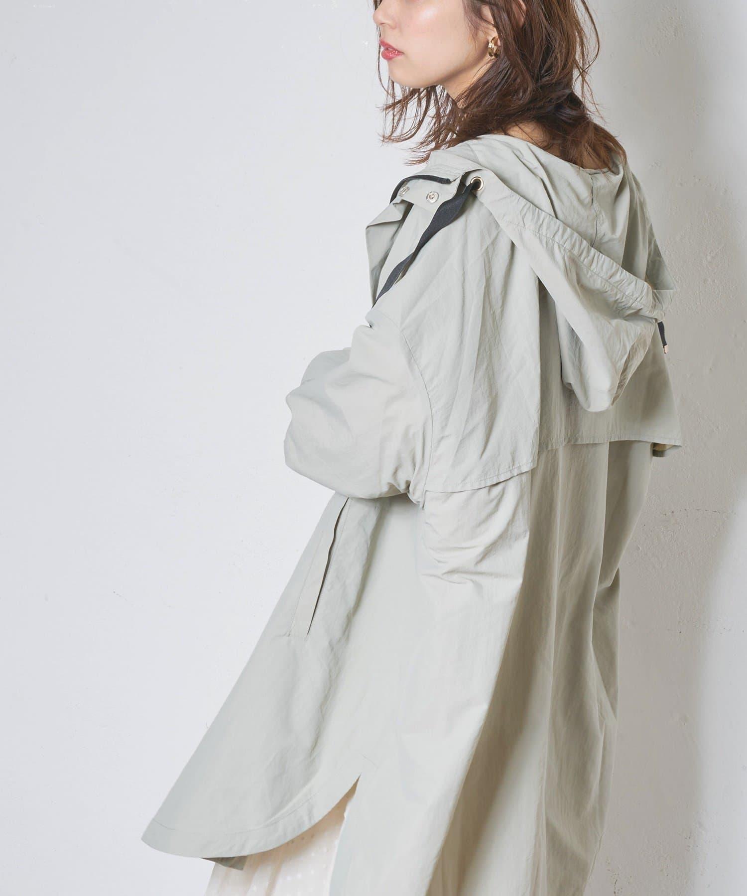 ロングマンパ   natural couture(ナチュラルクチュール)レディース ...