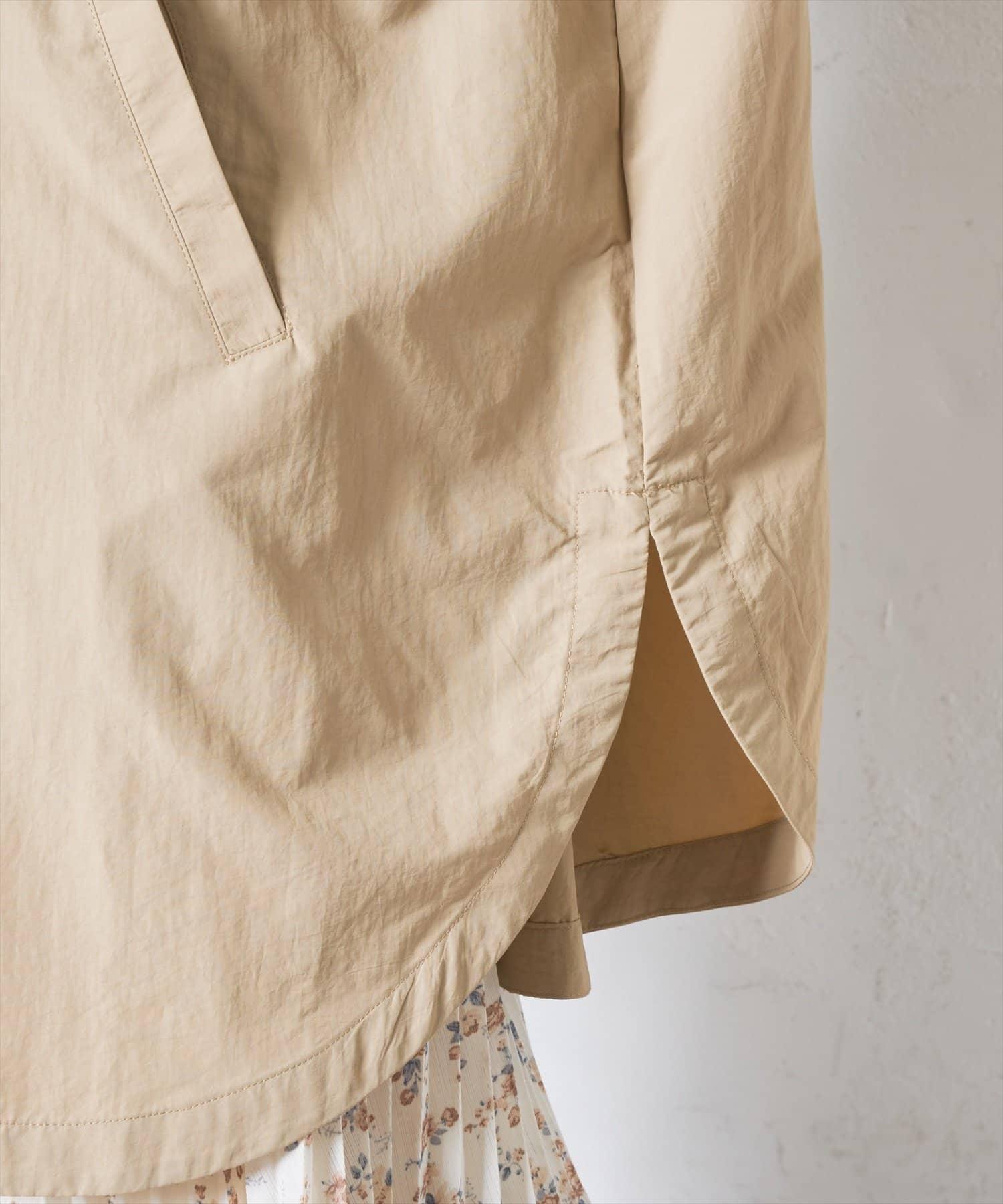 natural couture(ナチュラルクチュール) ロングマンパ