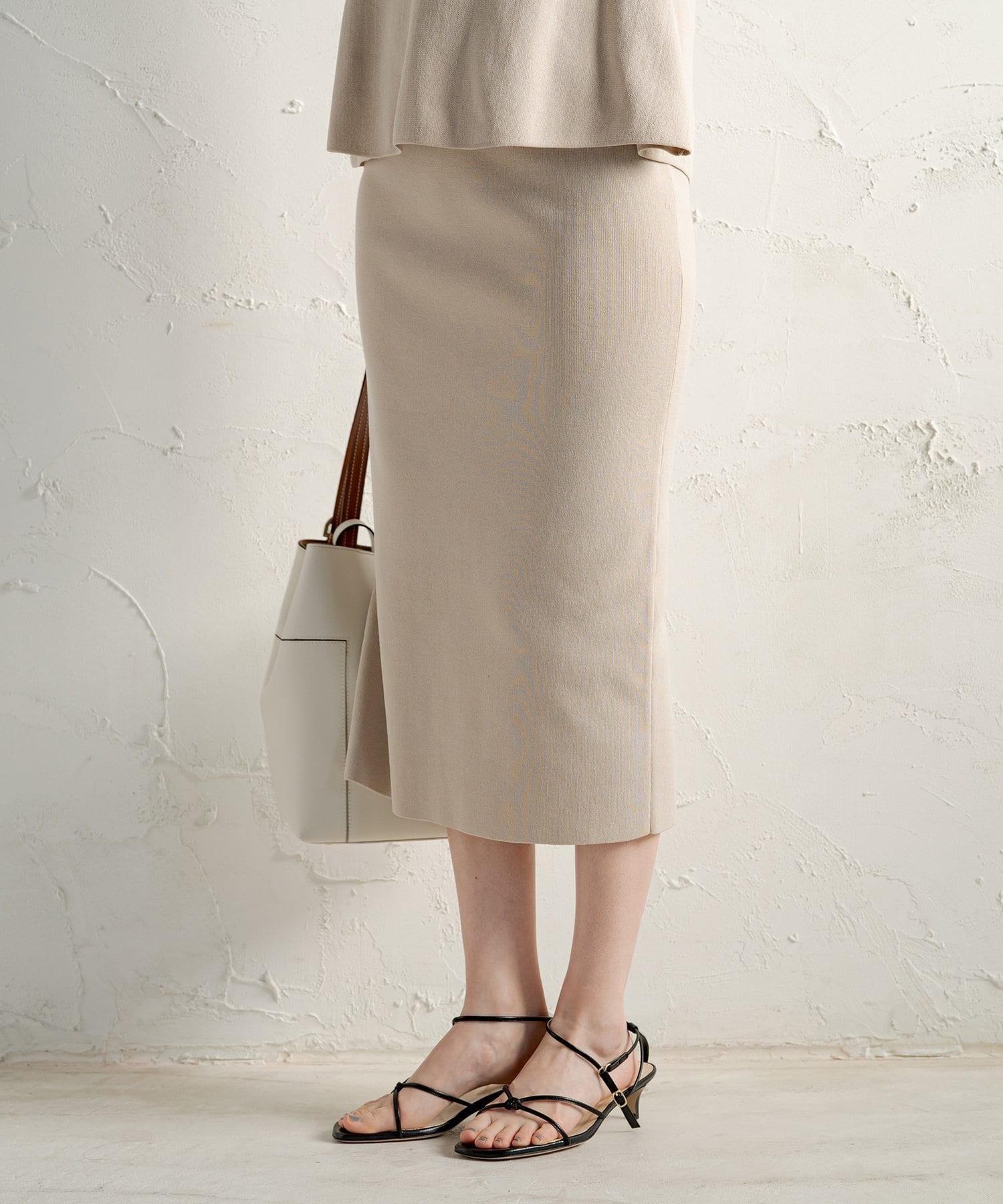 Loungedress(ラウンジドレス) 総針タイトスカート