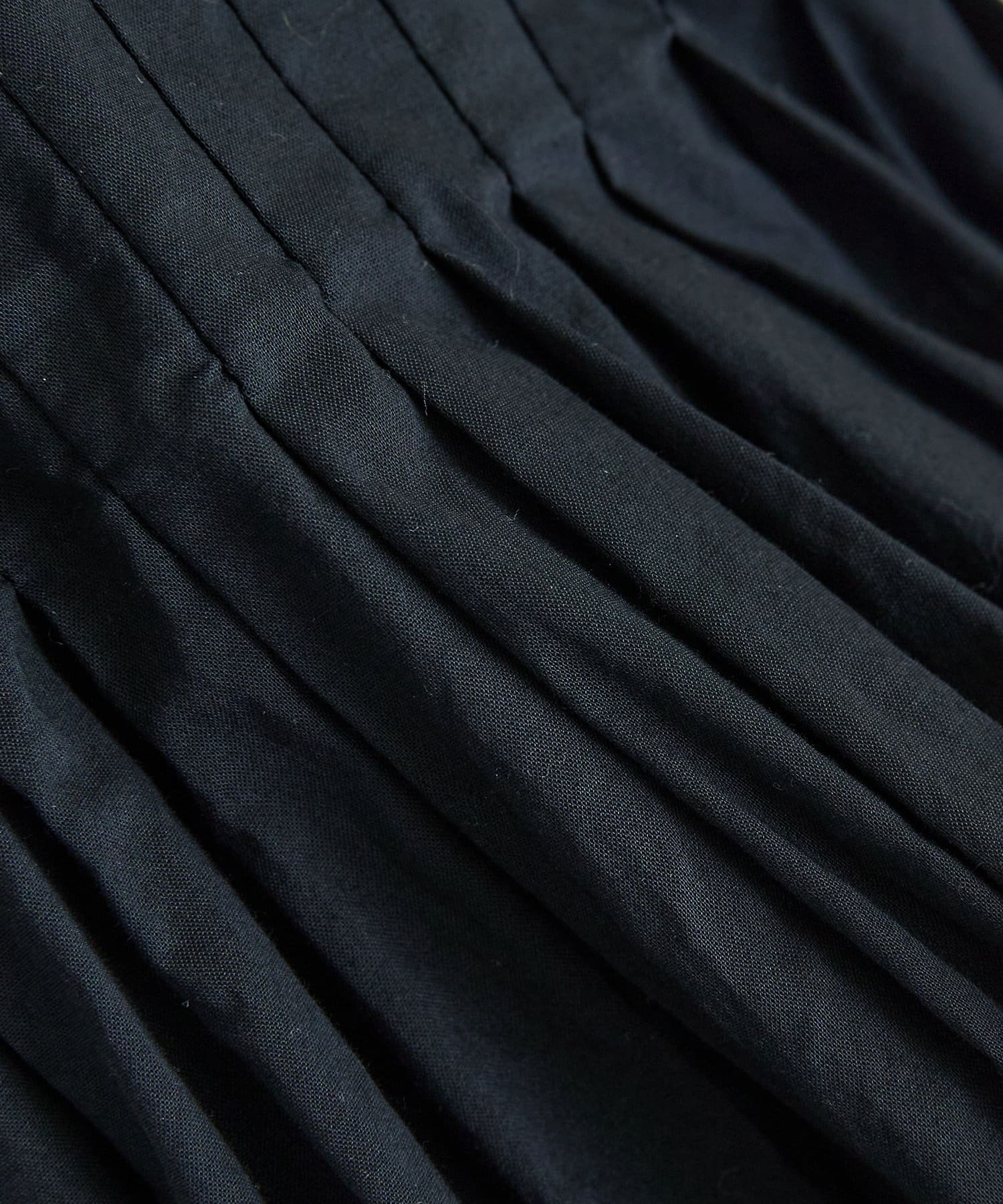 GALLARDAGALANTE(ガリャルダガランテ) タックスリーブスキッパーシャツ【オンラインストア限定商品】