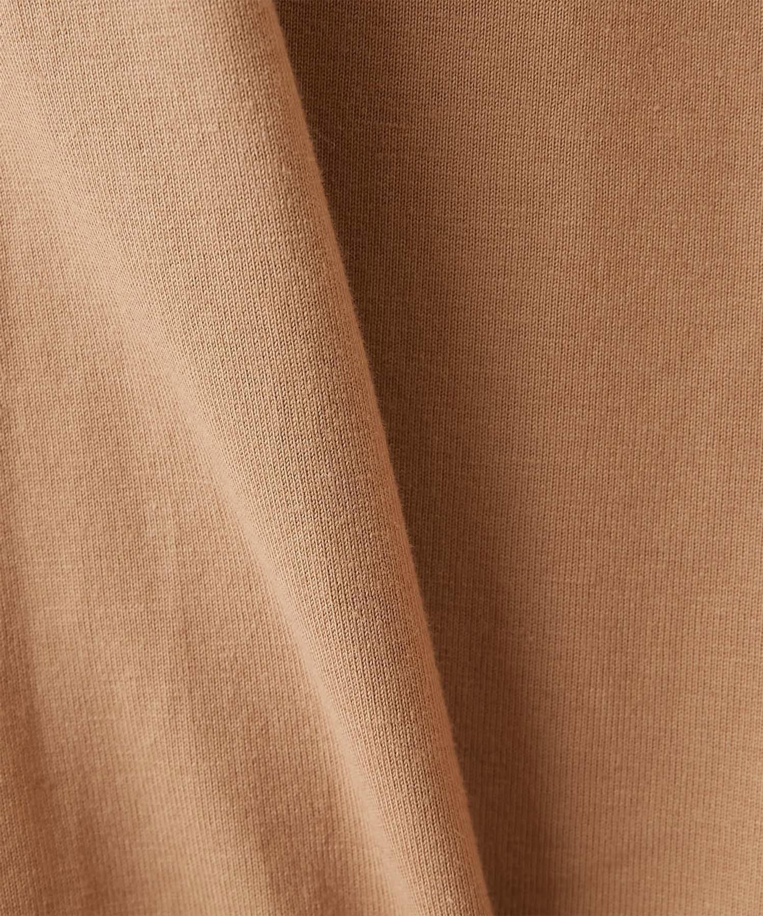 GALLARDAGALANTE(ガリャルダガランテ) サイドフレアーロングTシャツ【オンラインストア限定商品】