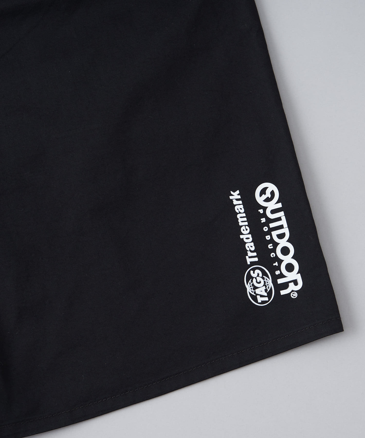 CIAOPANIC(チャオパニック) 【TAGS™×OUTDOOR PRODUCTS】バギーズショートパンツ