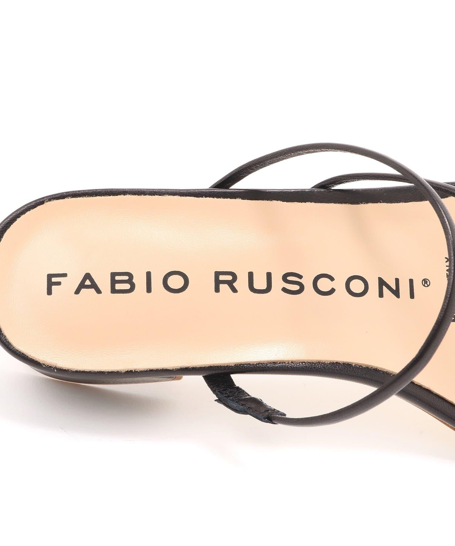 Loungedress(ラウンジドレス) 【FABIO RUSCONI/ファビオ ルスコーニ】華奢ストラップサンダル