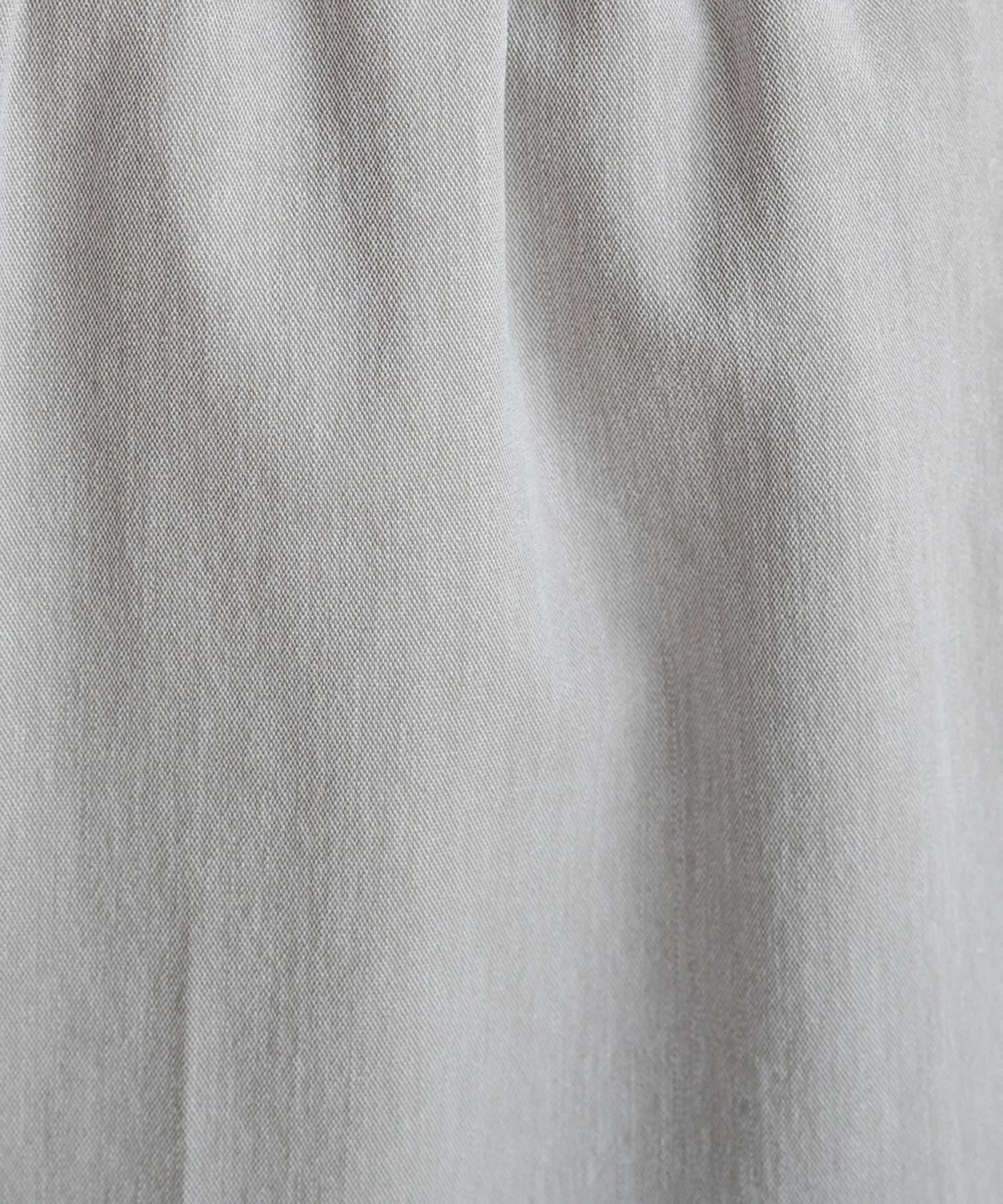 Loungedress(ラウンジドレス) シャンブレーゴムパンツ
