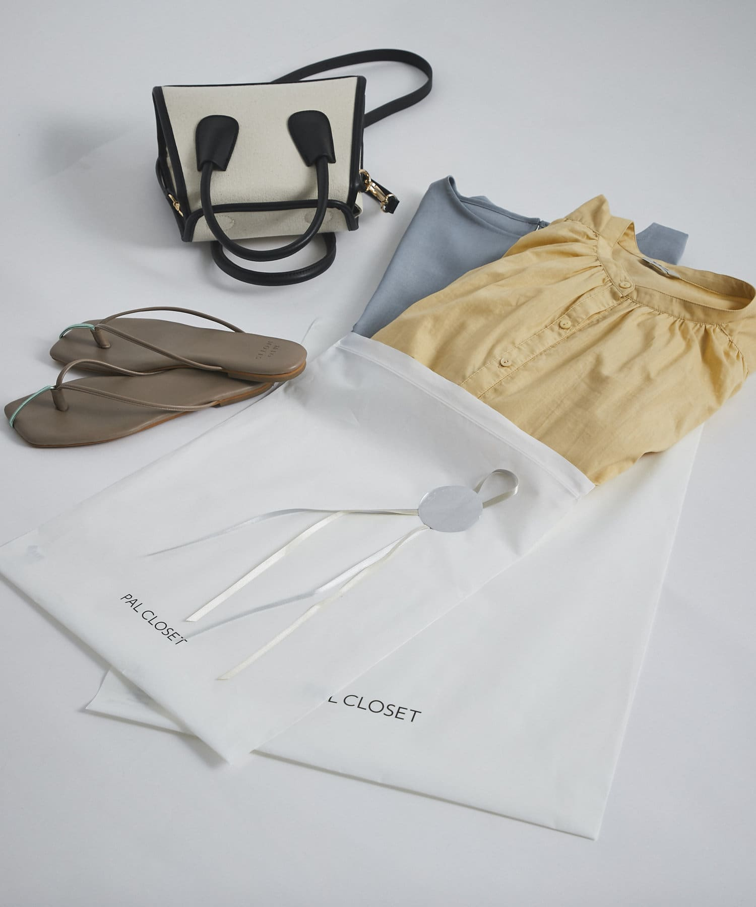 un dix cors(アンディコール) 【《着回し力抜群》洗える】オーガニックコットンルーズTシャツ